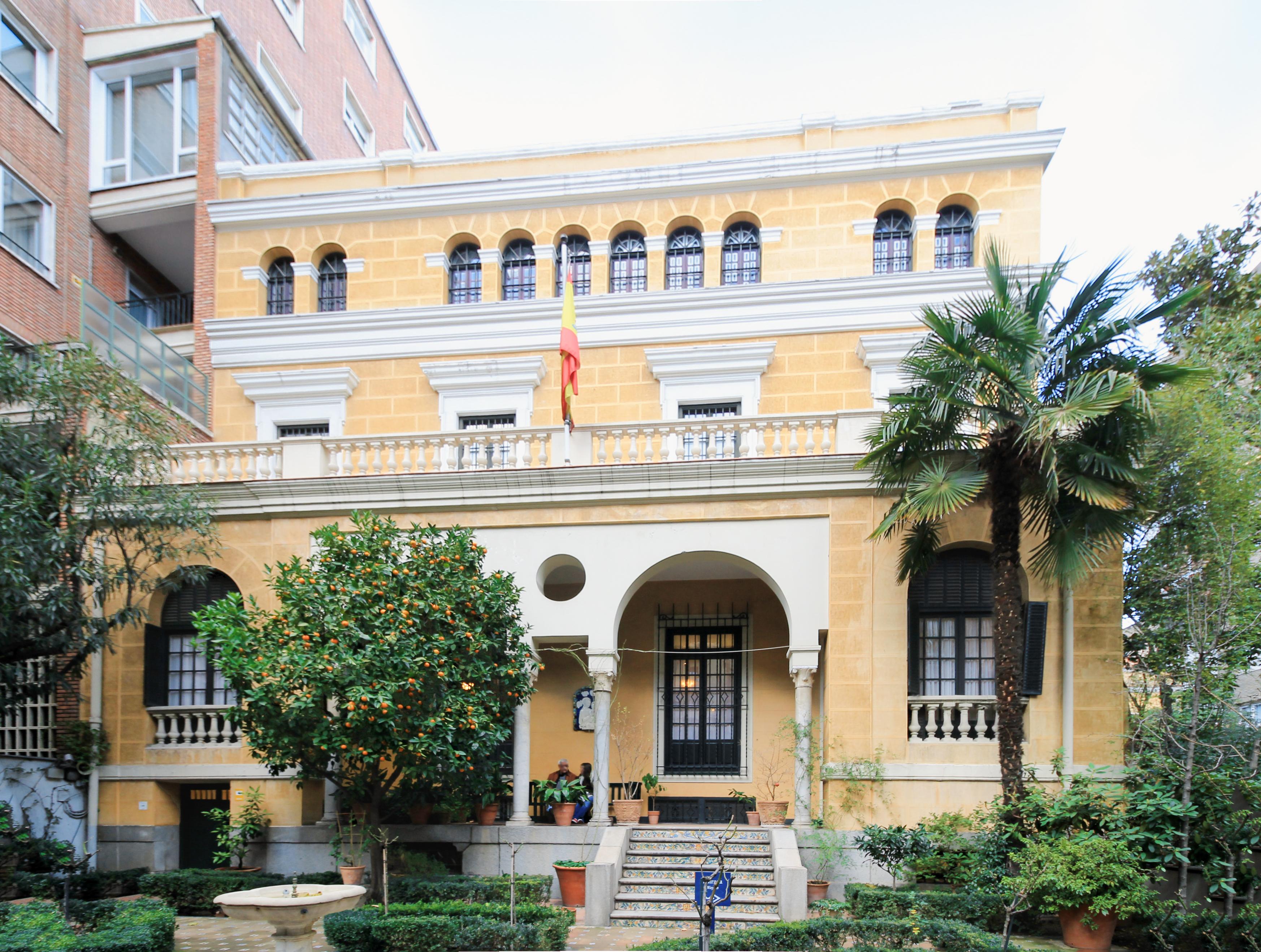 Museo sorolla wikiwand - Casa de sorolla en madrid ...