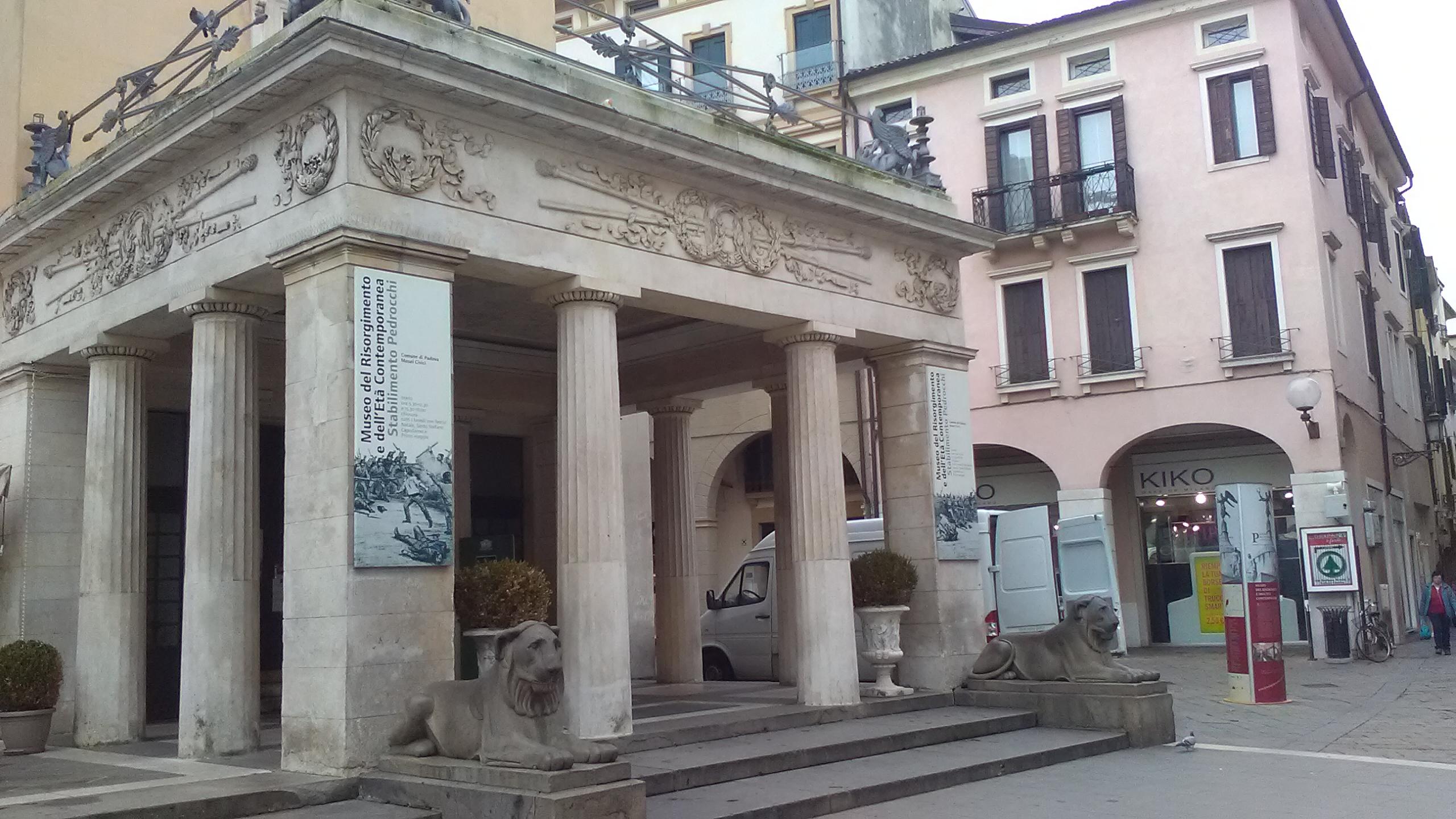 Museo Del Risorgimento.File Museo Del Risorgimento E Dell Eta Contemporanea Padova Jpg
