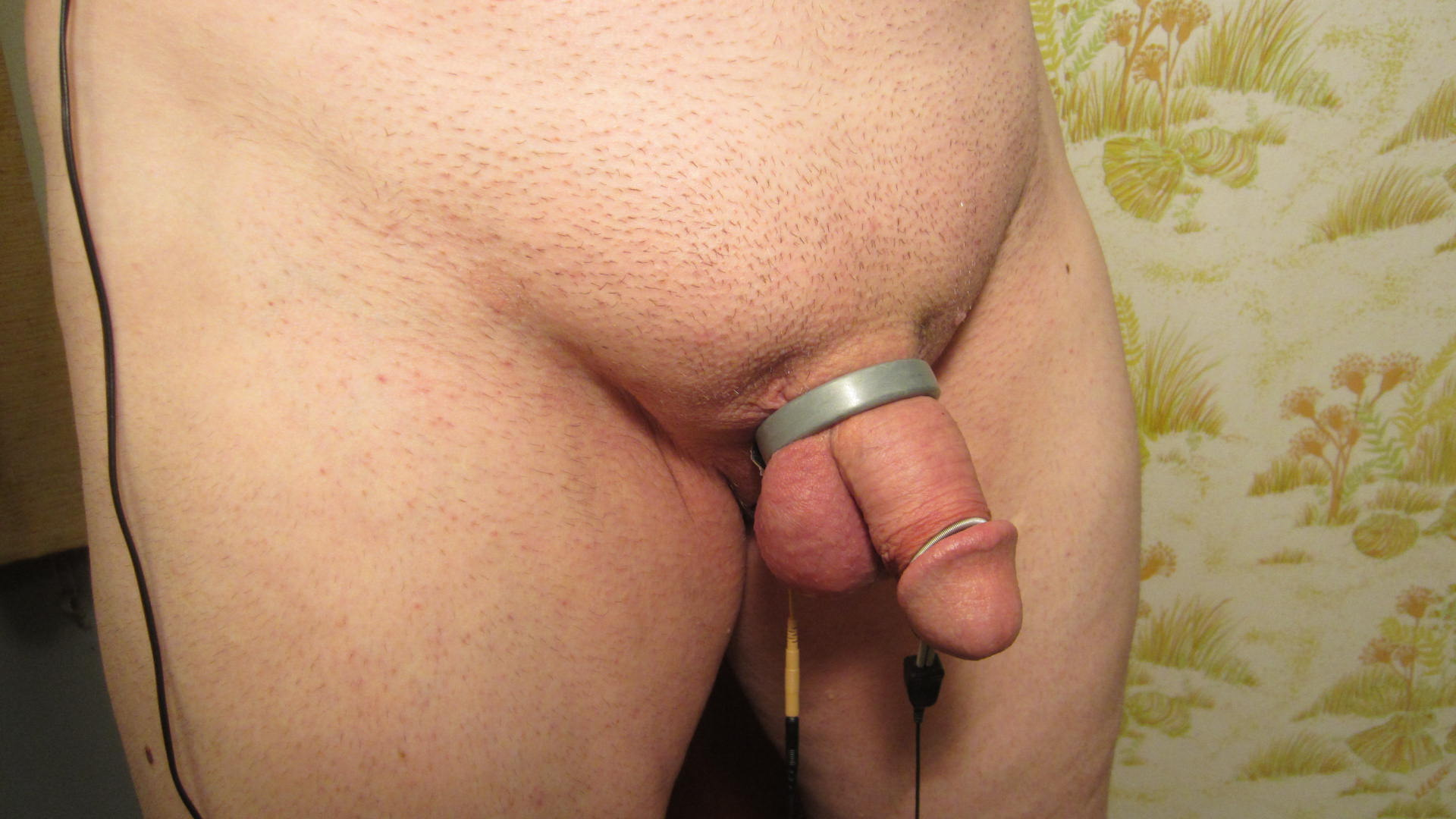 Penis foreplay