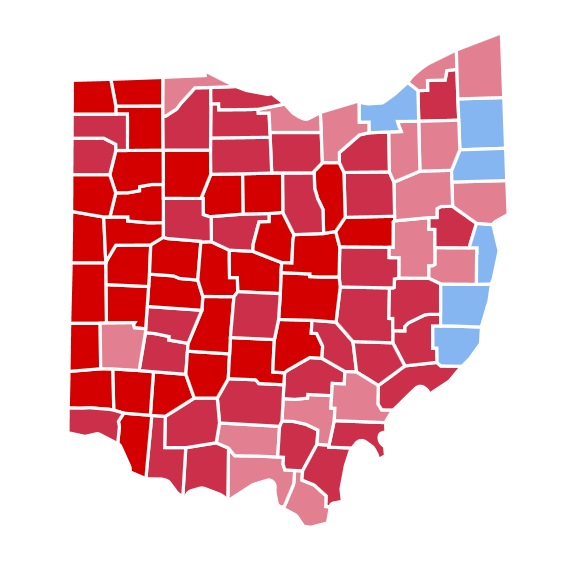 Harrison (OH) United States  city photo : united states presidential election in ohio 1984 the 1984 united ...