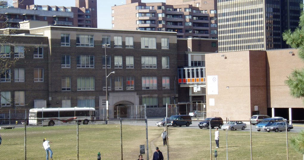 Ontario Canada Downtown Ottawa Technical High ...