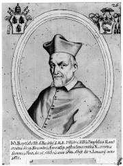 English: Cardinal Giovanni Battista Pamphili, ...