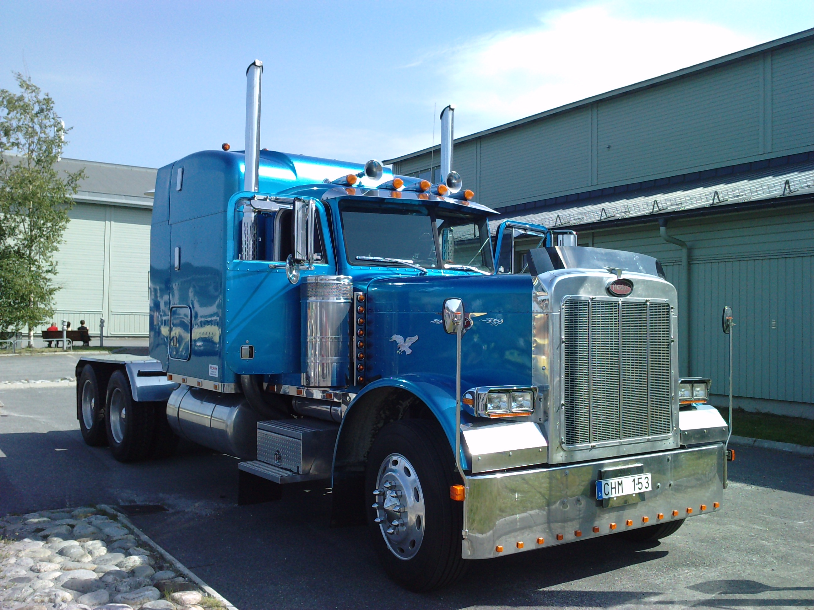Image Result For Semi Truck Color