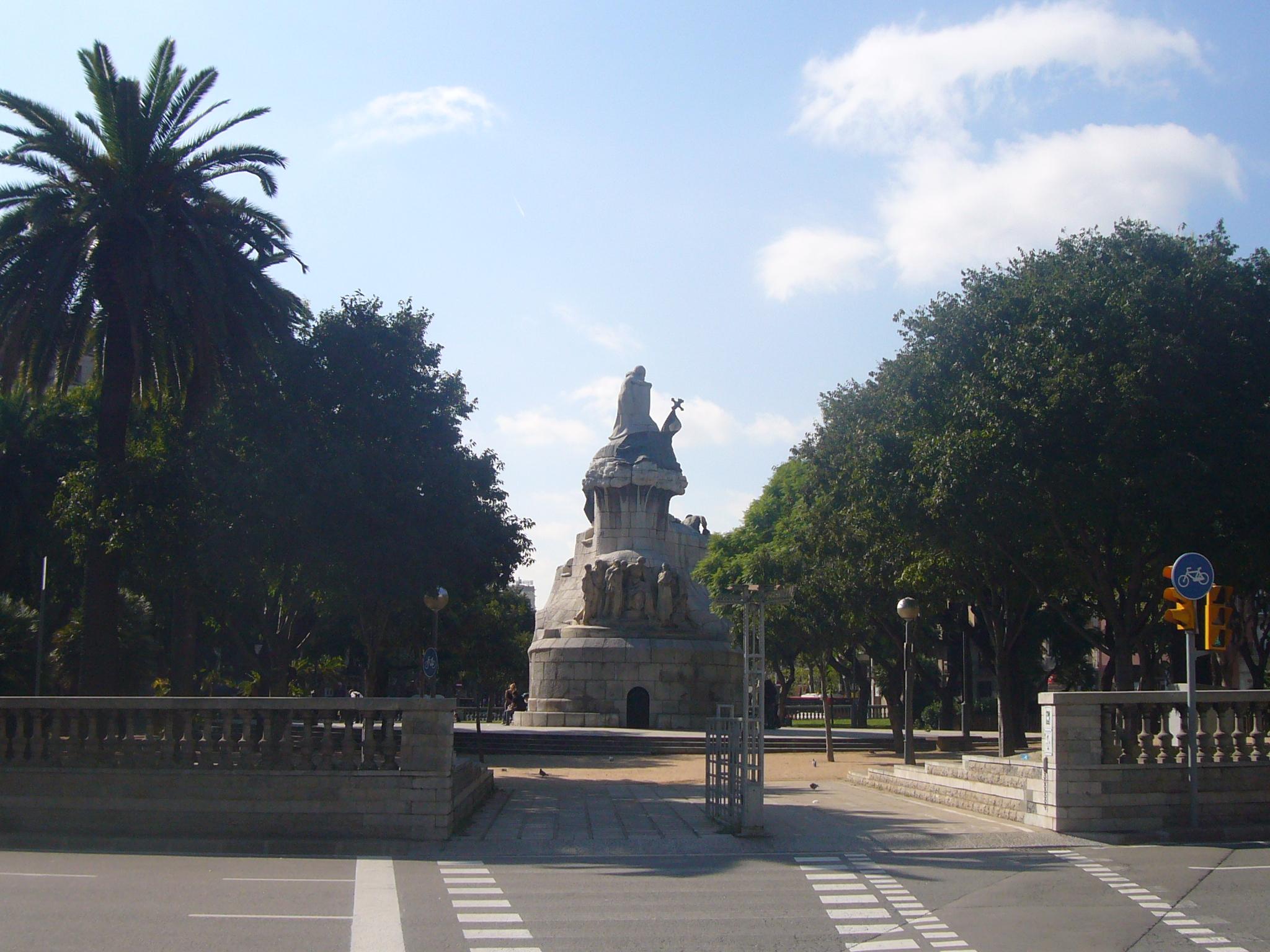 Plaça De Tetuan Barcelona Wikipedia