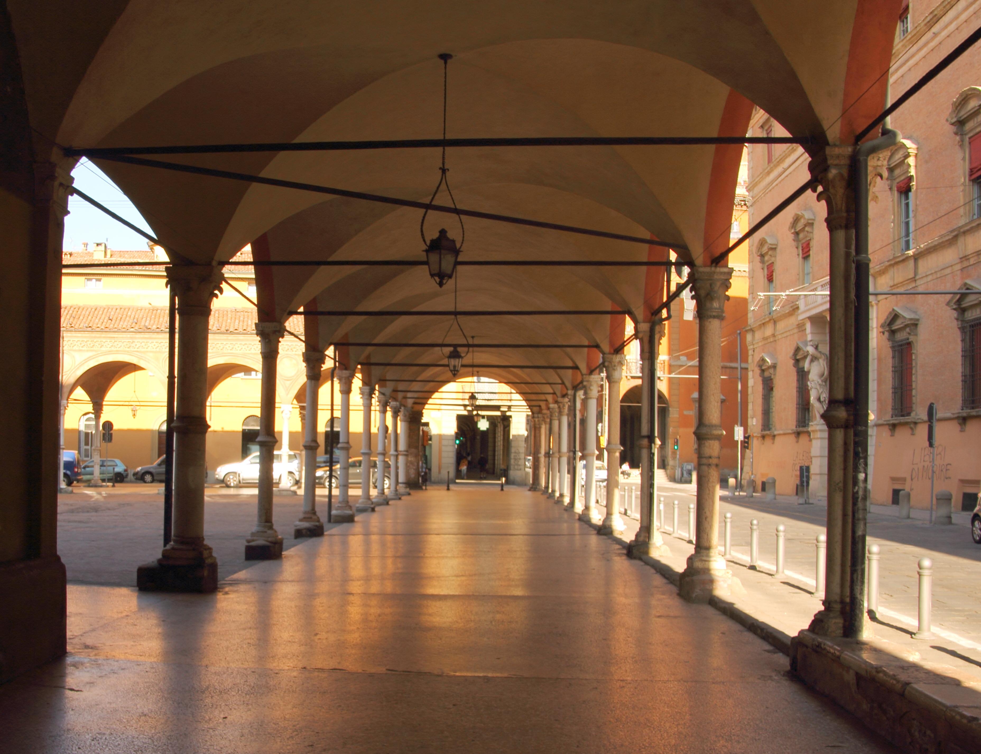 File portico santa maria dei servi jpg wikimedia commons for Avvolgere le planimetrie del portico