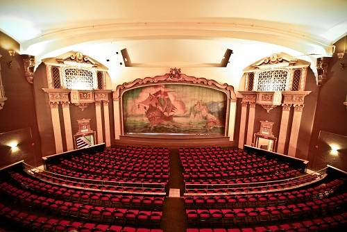 The Interior Of The State Theatre After The 2010 Renovations.