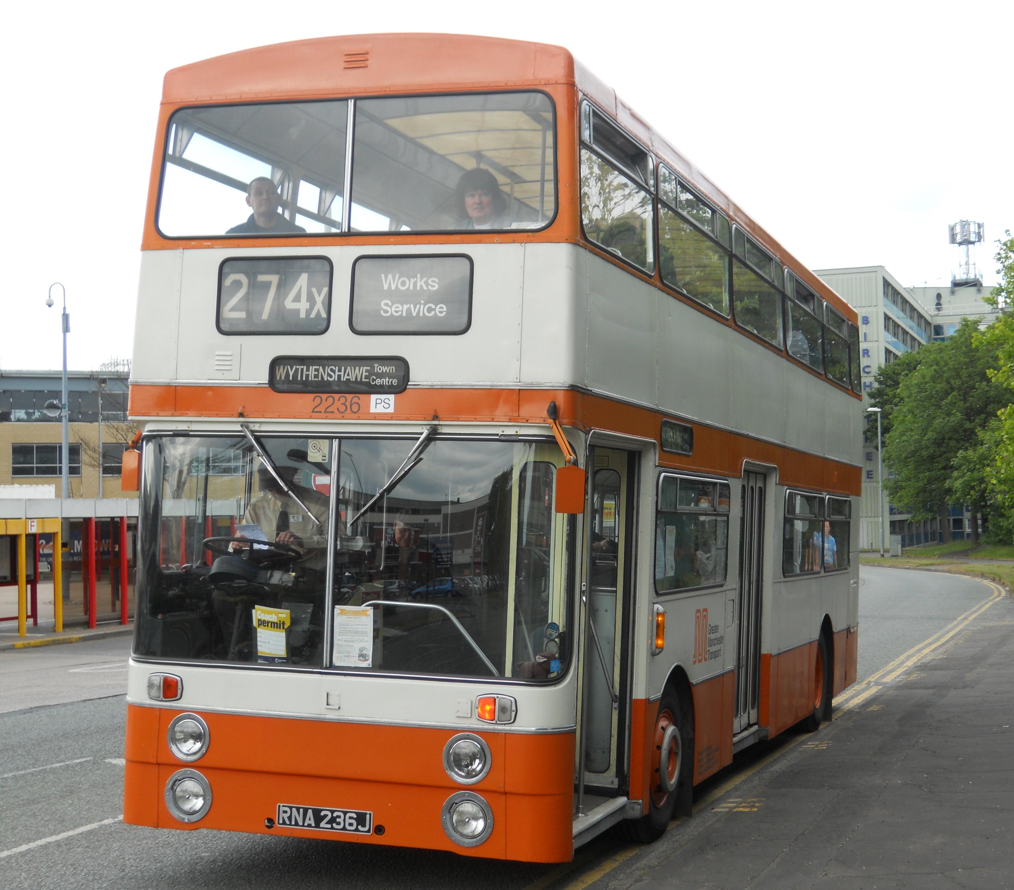 Park Royal Bus Garage Lost Property