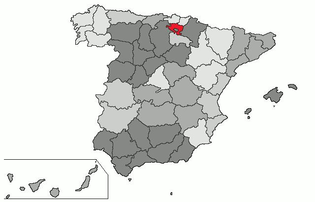 Liste Des Communes D Alava Wikipedia
