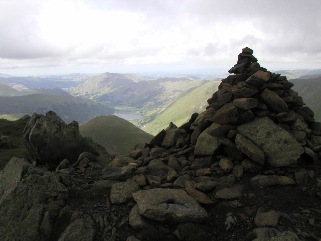 Red Screes - geograph.org.uk - 8714