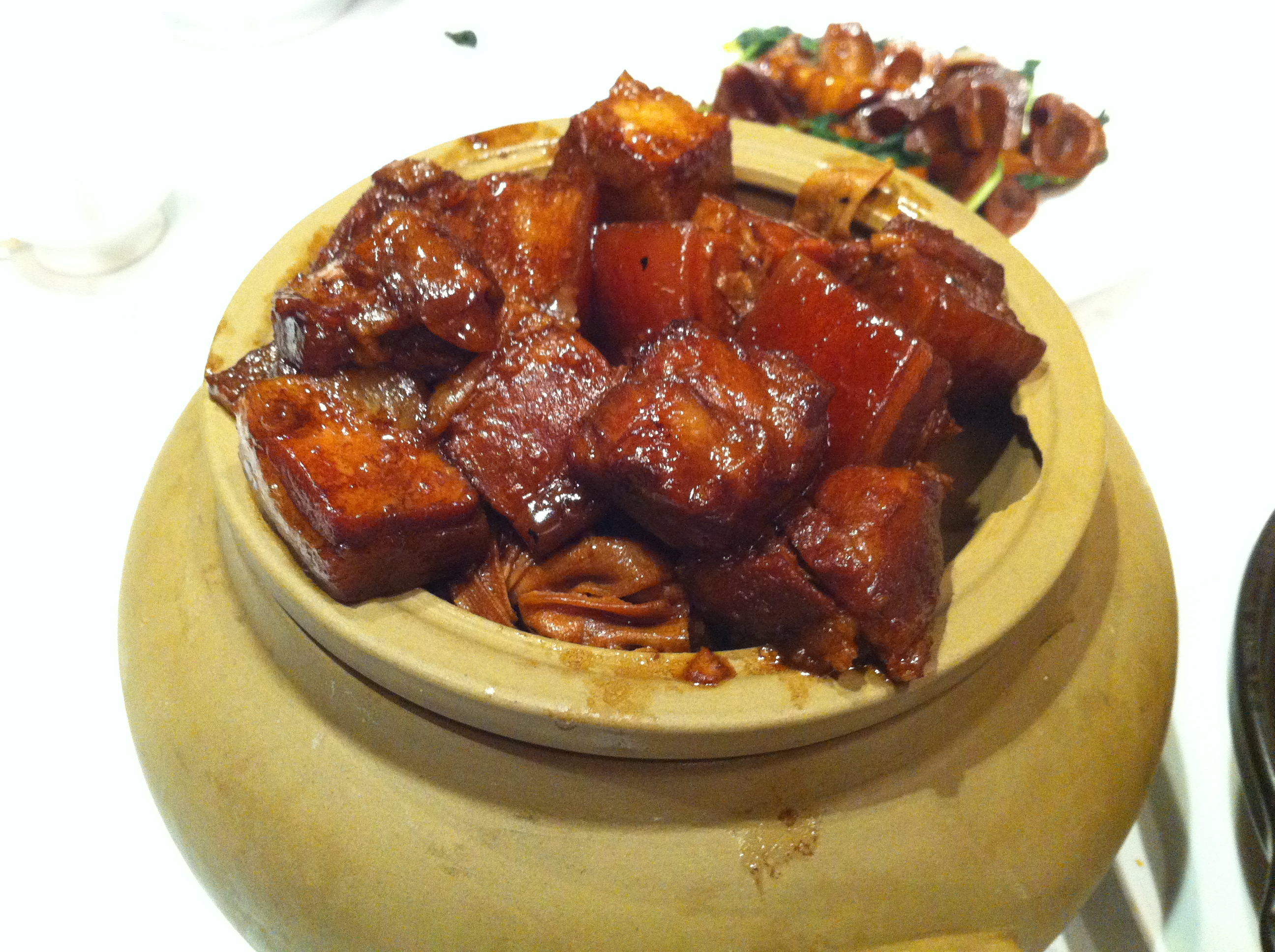 Red braised pork (20141106191221).JPG