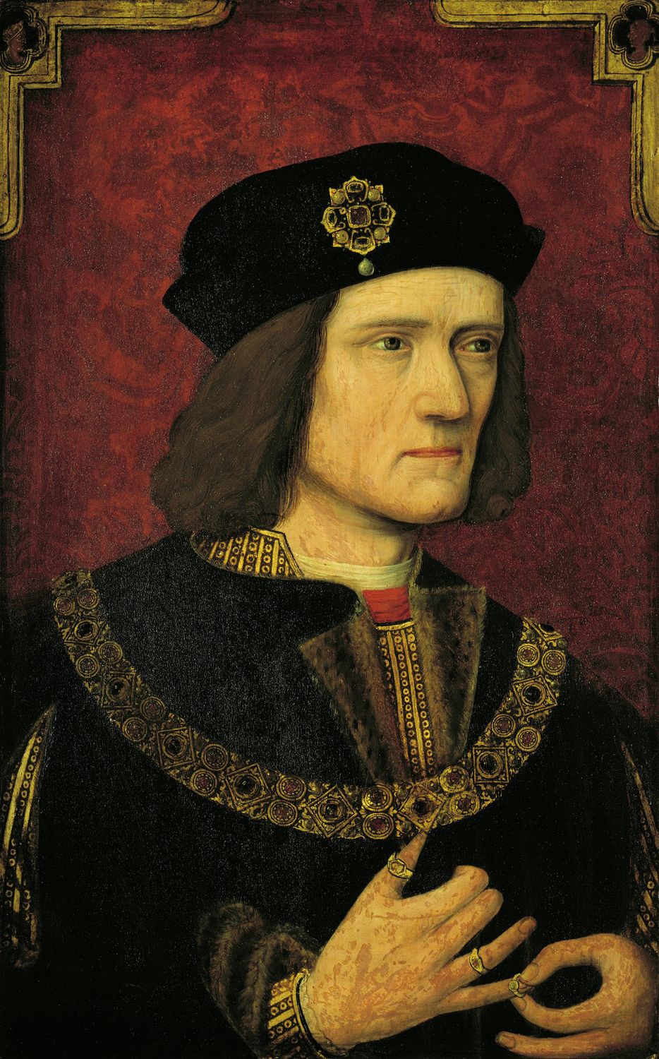 King Richard III held the title of Duke of Glo...