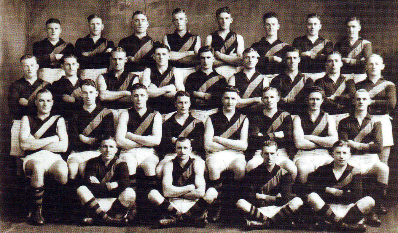1934 VFL season - Wikipedia