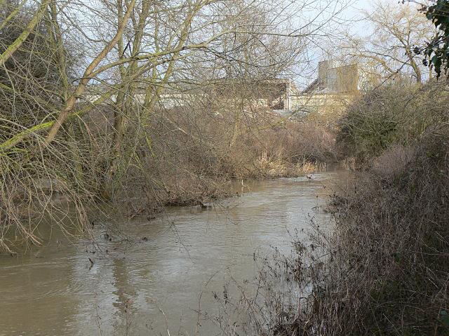 River Soar at Croft - geograph.org.uk - 1136339