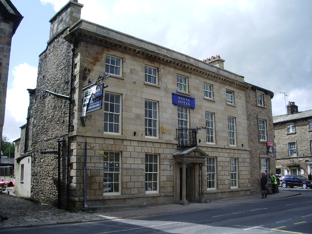 The Royal Hotel Kirkby Lonsdale