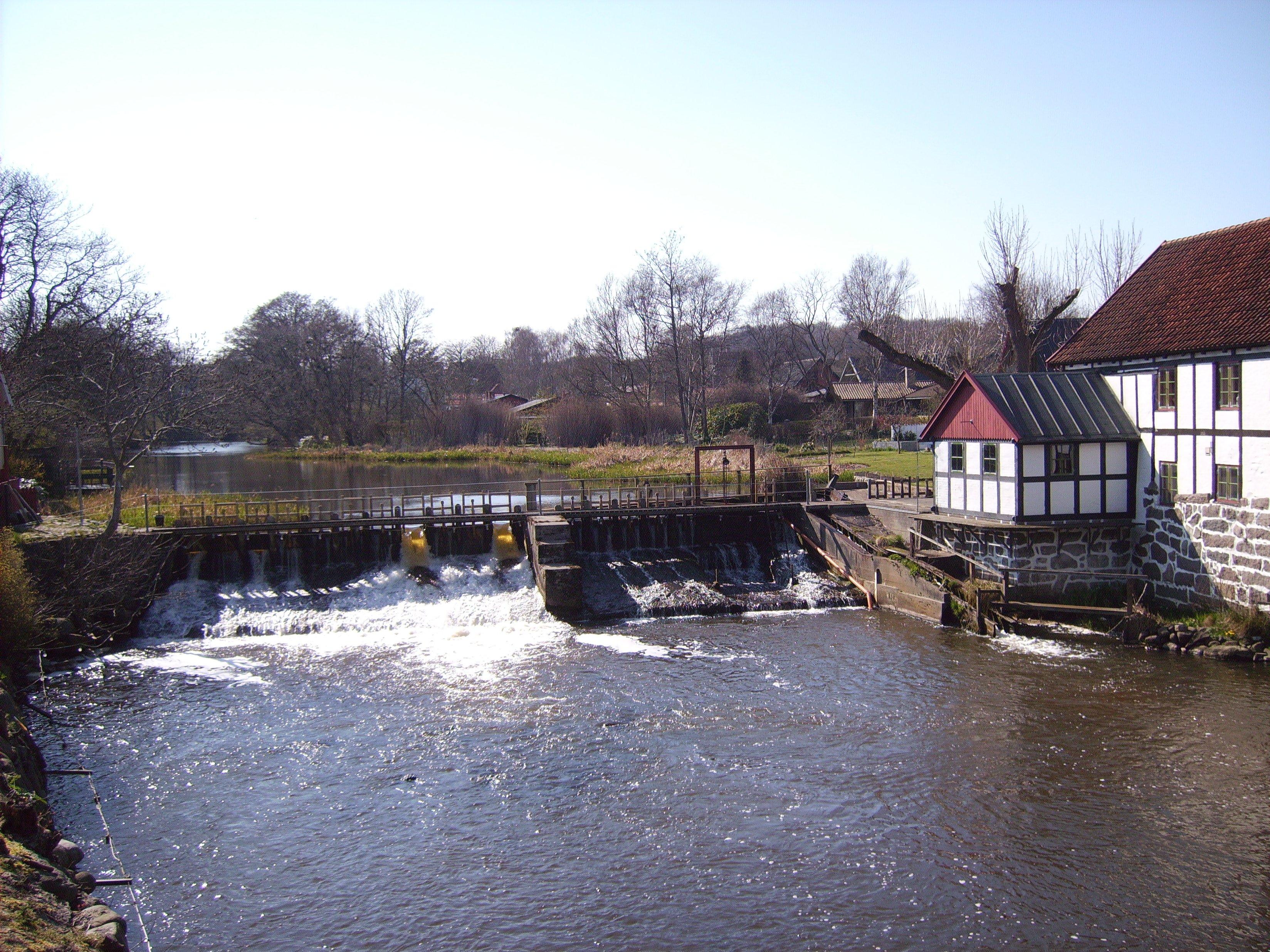 Sæby vandmølle - Danhostel Frederikshavn