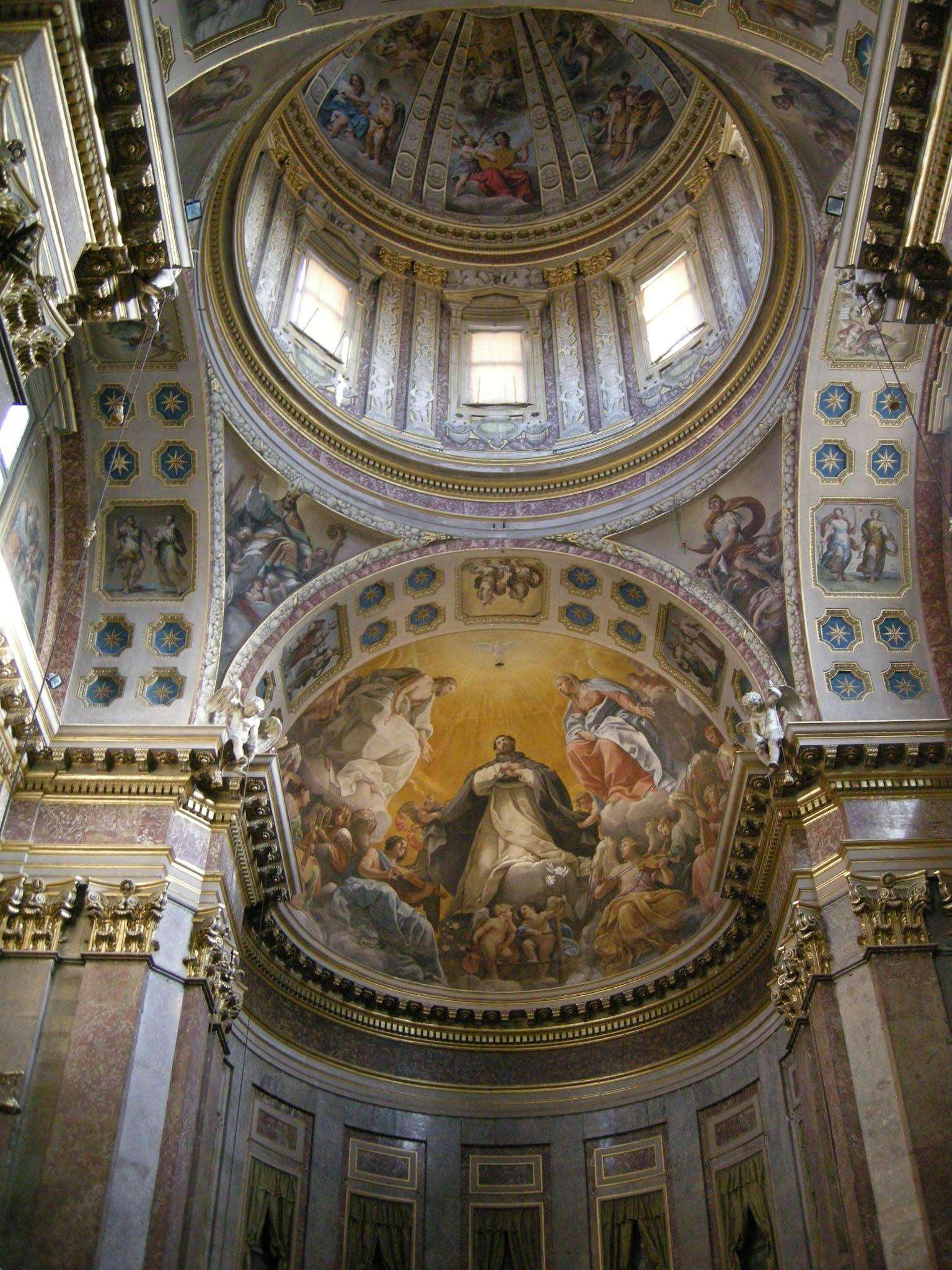File san domenico bologna interno arca di san domenico for Interno help