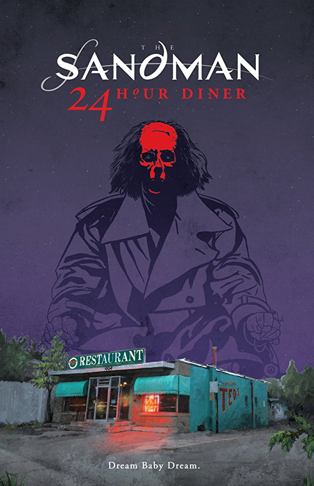 sandman  24 hour diner