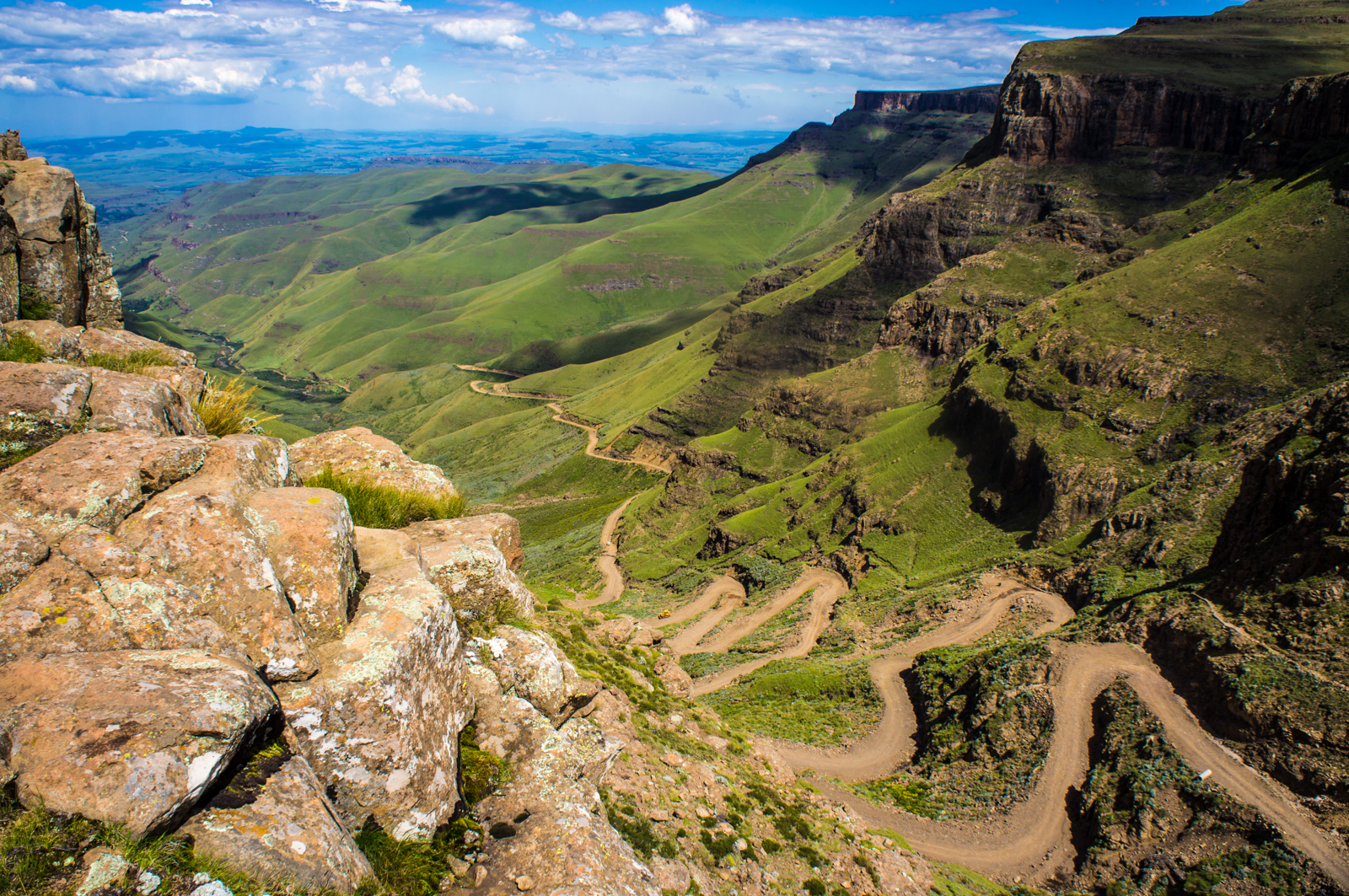 Sani pass wikipedia for Top pictures of the day