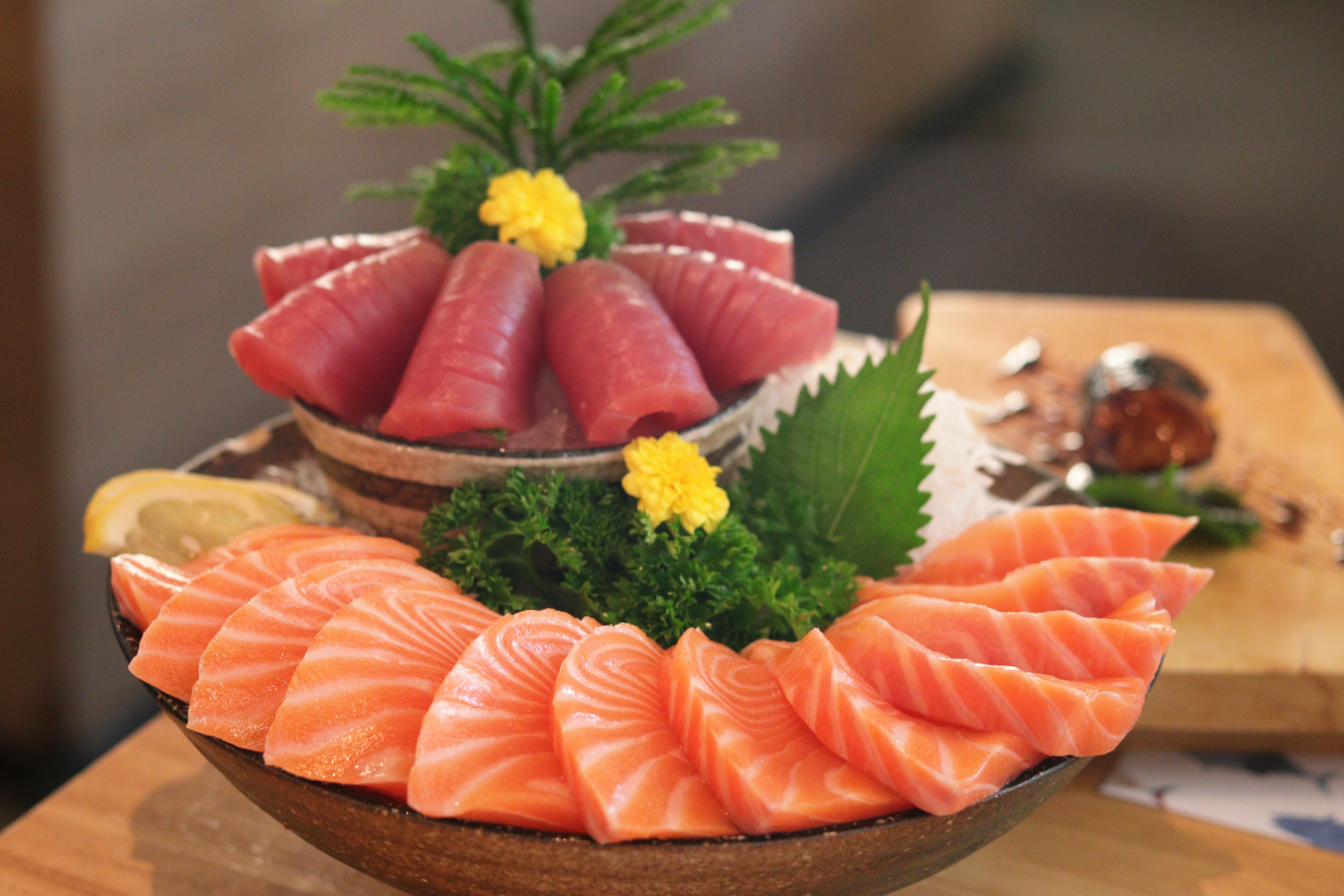 anisakis is the parasite of most concern to sashimi consumers
