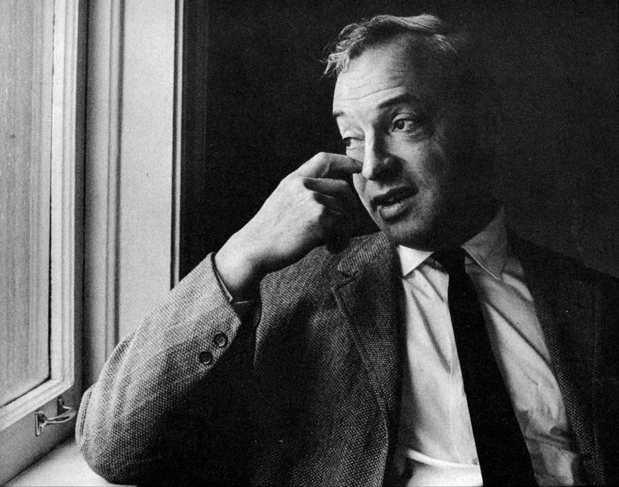 Photo portrait of Bellow from the dust jacket of ''[[Herzog (novel)|Herzog]]'' (1964)