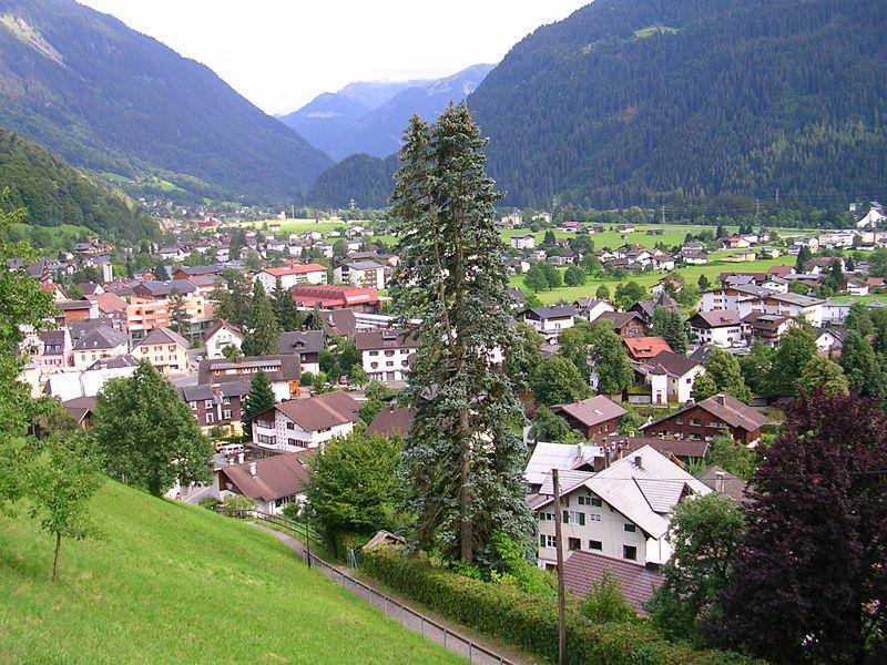 Hotel Alpenrose Schruns Osterreich