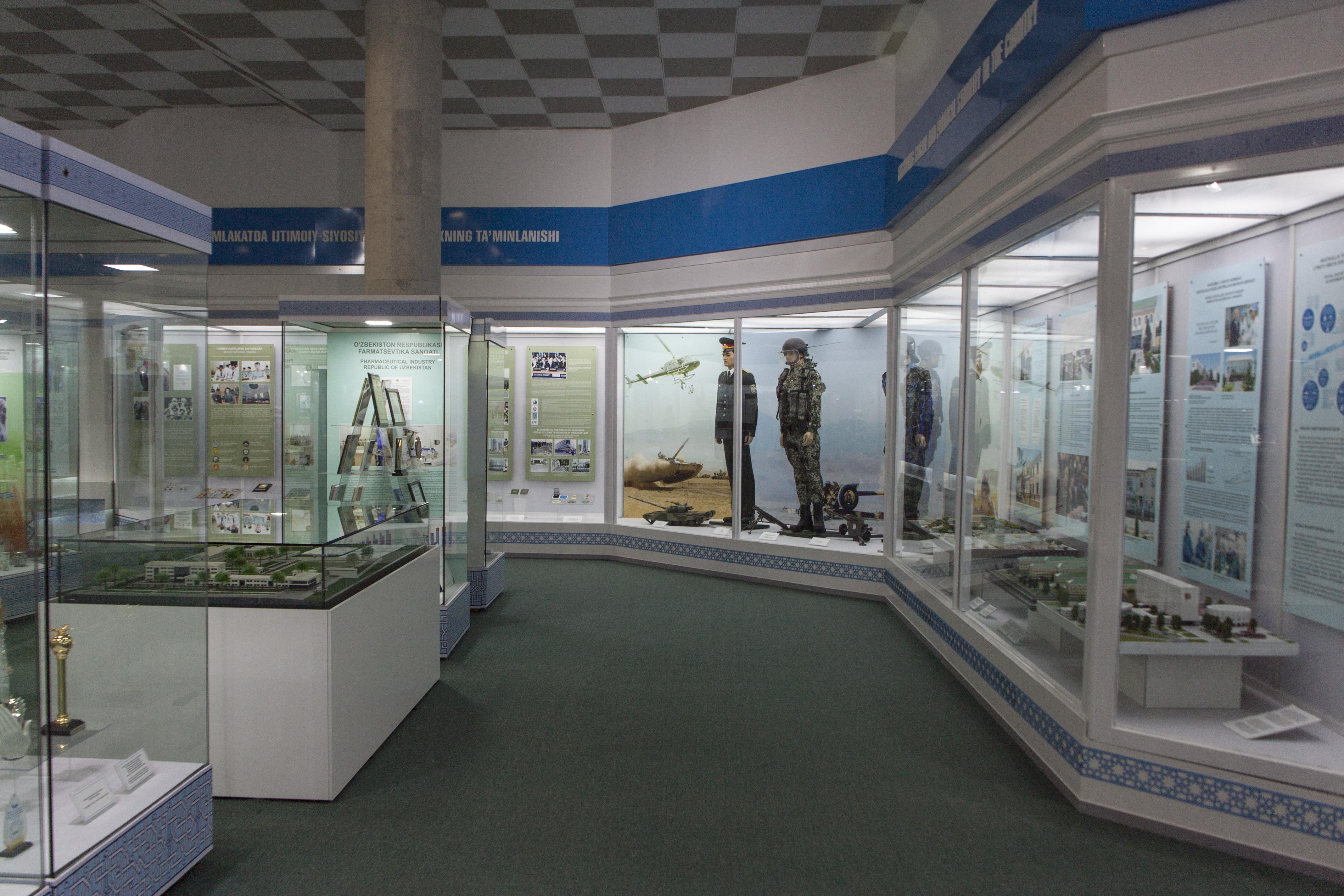 History Museum of Uzbekistan