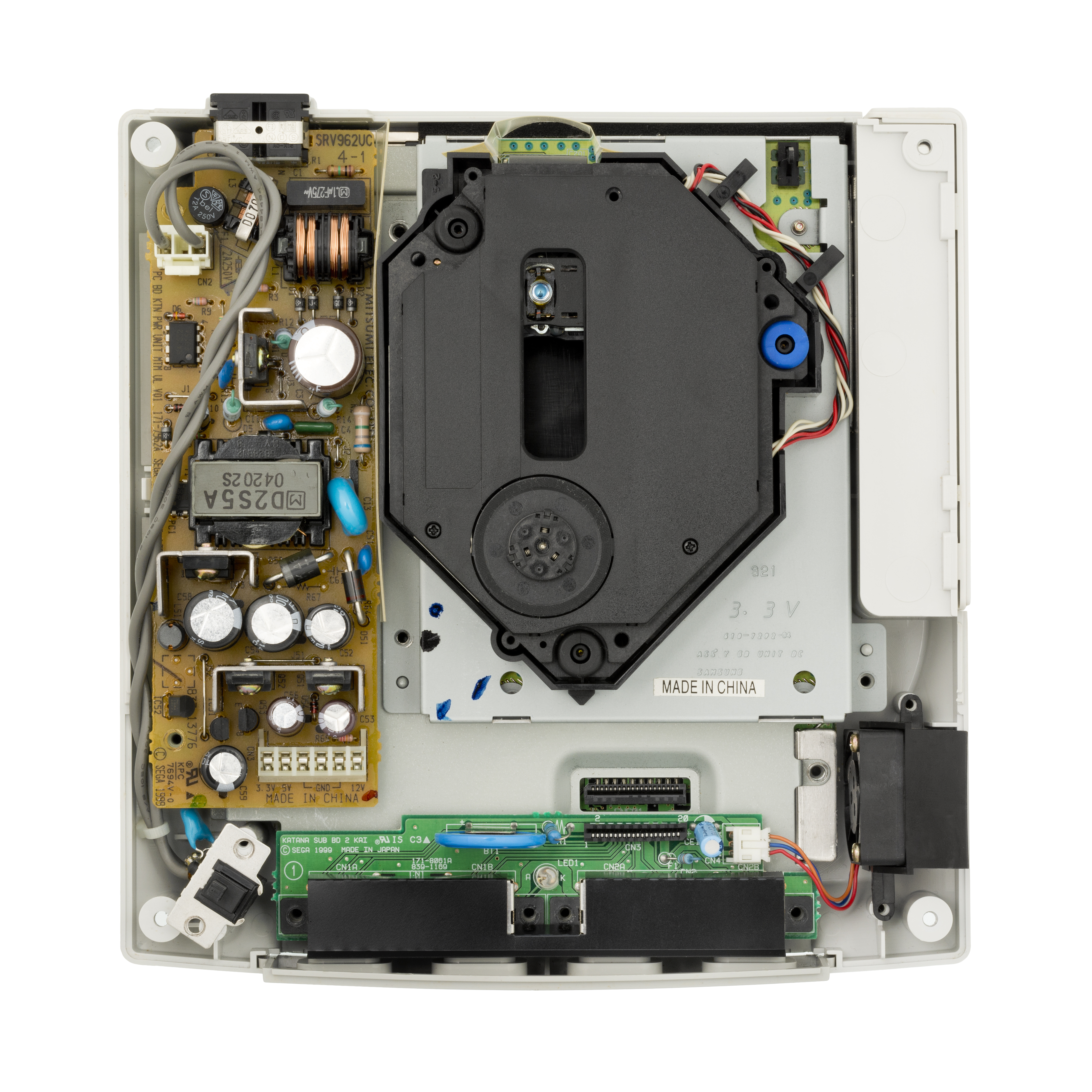 File:Sega-Dreamcast-Internals jpg - Wikimedia Commons