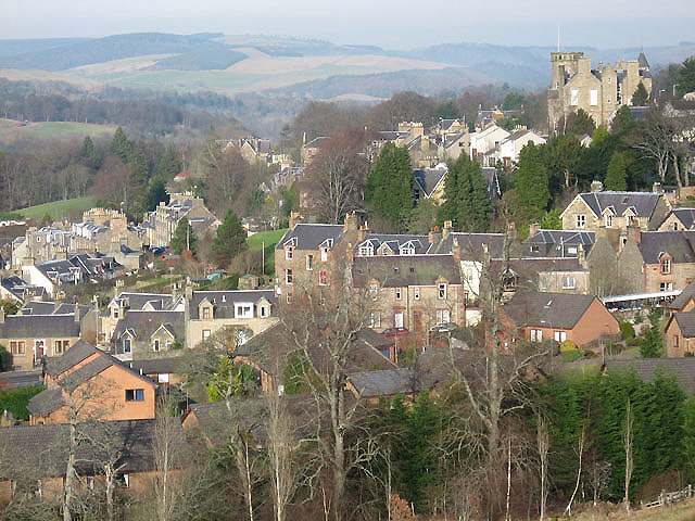 File:Selkirk from The Haining Estate - geograph.org.uk - 695399.jpg