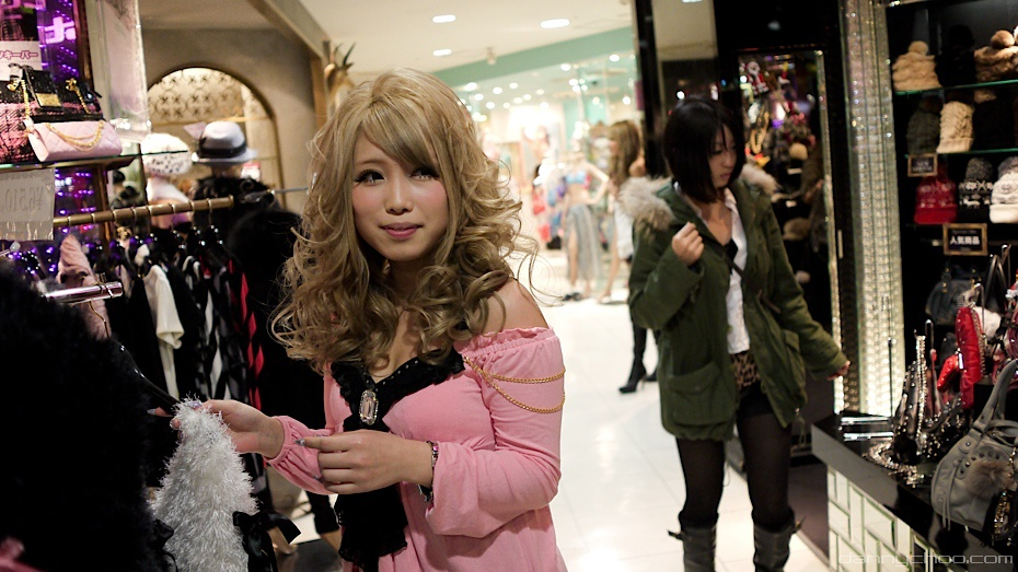 7 Reasons to Travel to Japan: Shopping in Shibuya