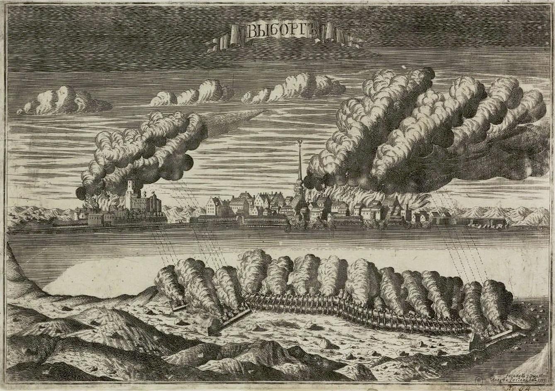 Siege of Viborg (1710) - Wikipedia