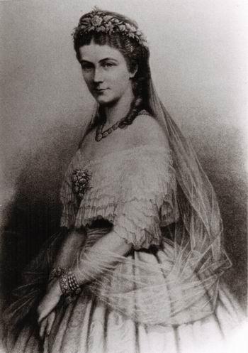 Elisabeth, emperatriz de Austria-Hungría - Página 2 Sophie_Charlotte_in_Bayern_1847_1897_ph