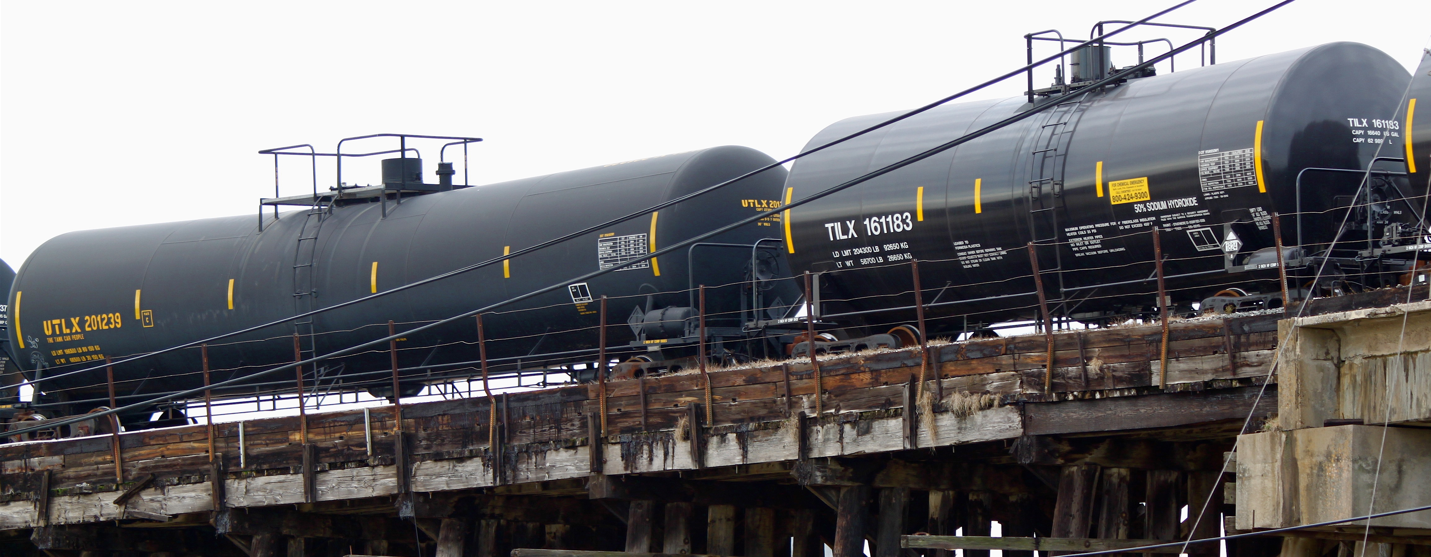 Trinity Tank Car Oklahoma City