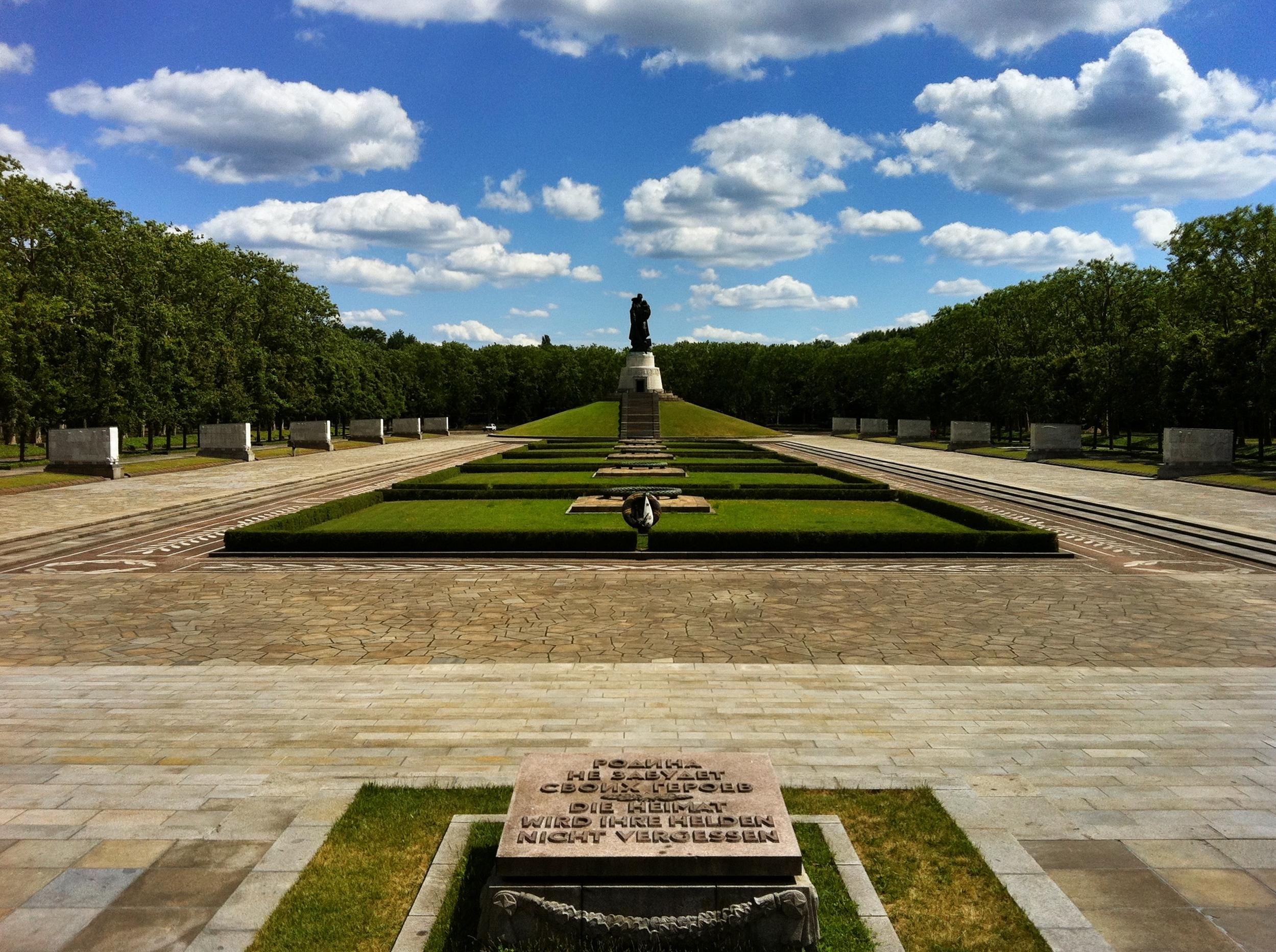 Berlin Treptower Park