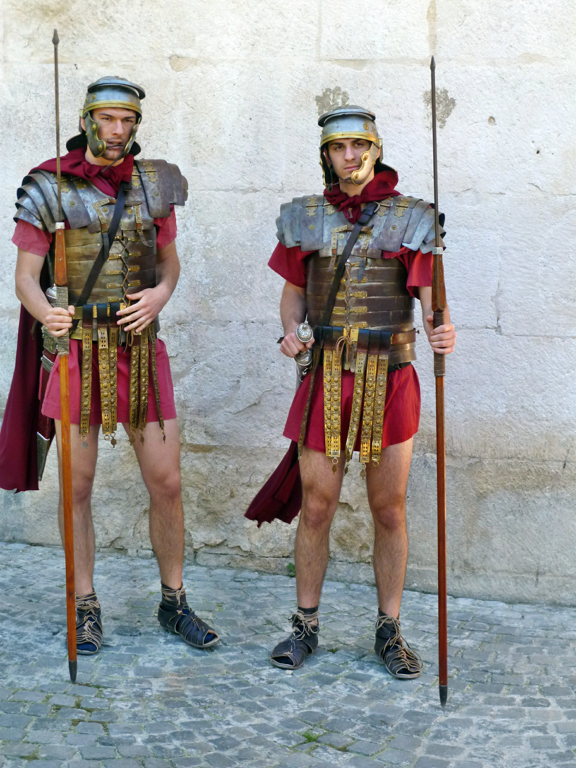 the roman soldiers mystery mystery in the history