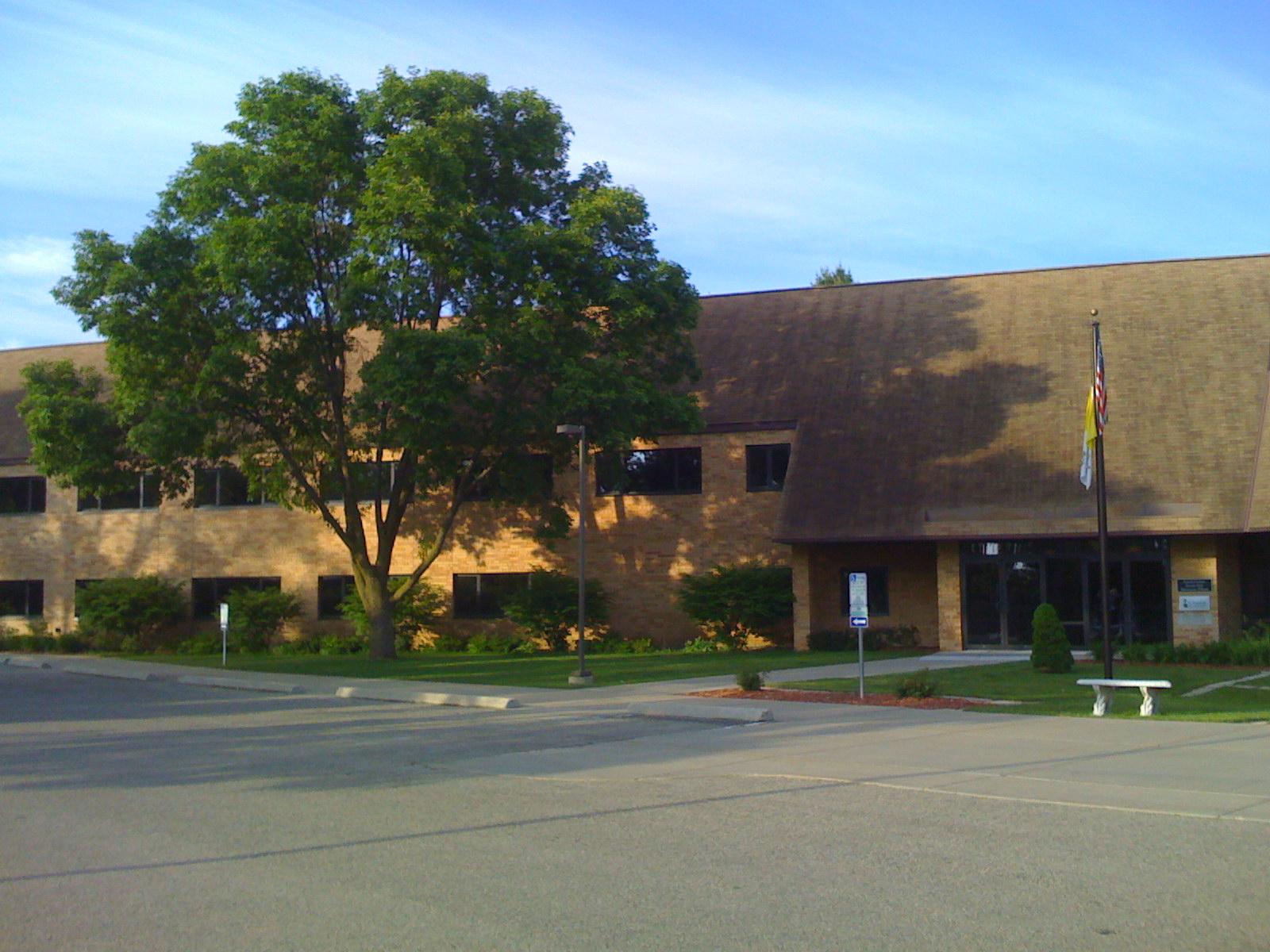 File:St Thomas Aquinas Education Wing Madison WI jpg