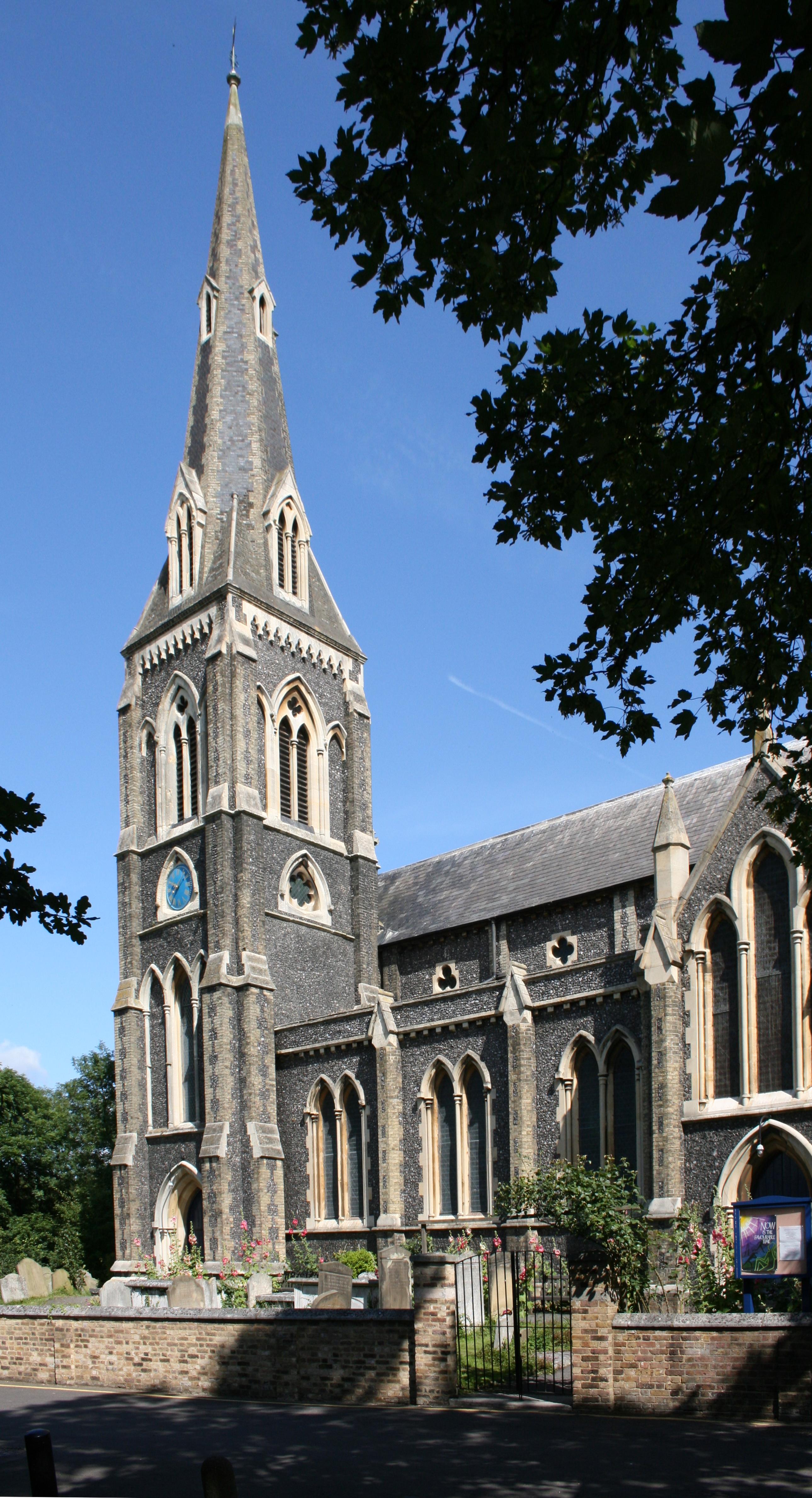 St Mary, Hanwell