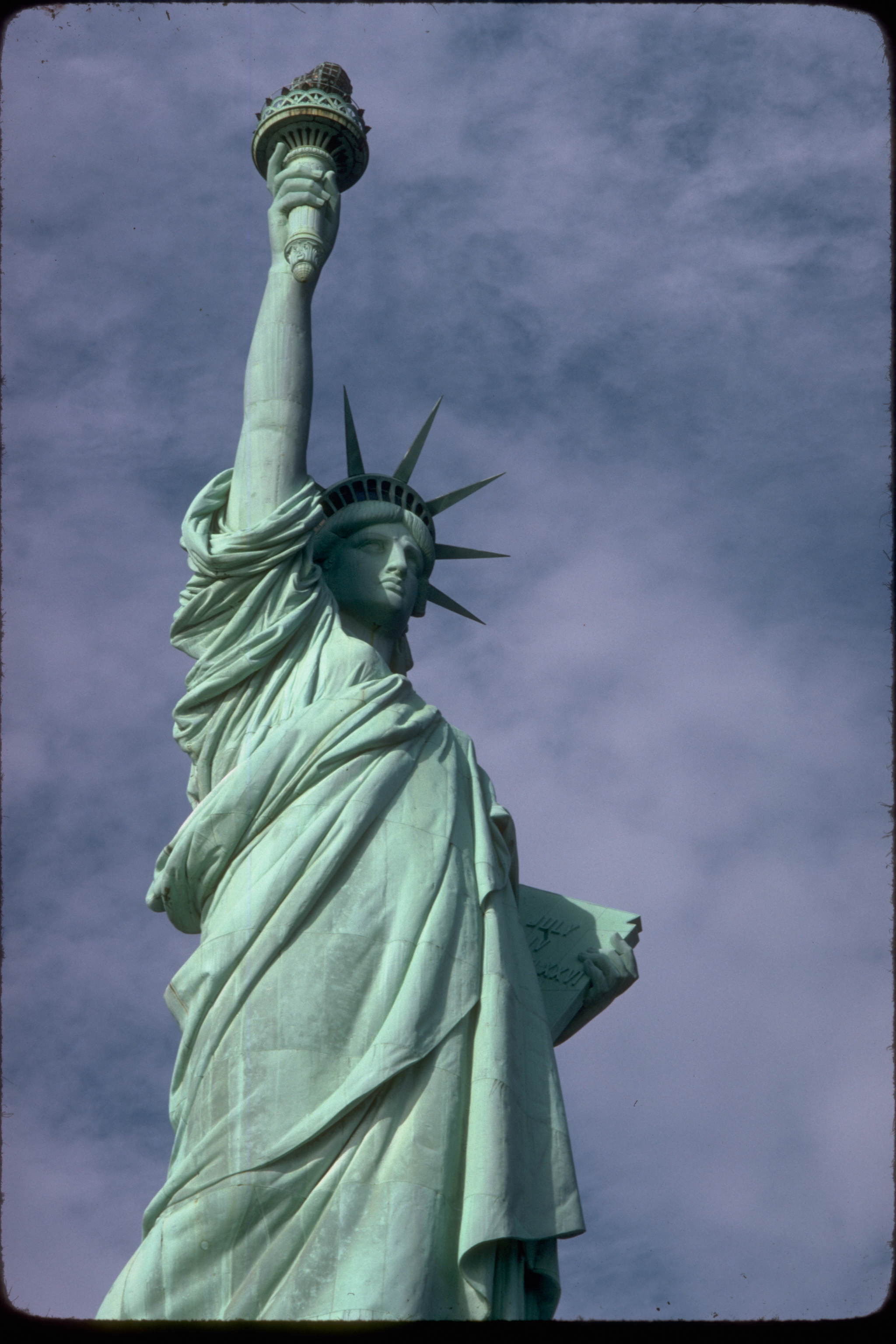 statue of liberty essays