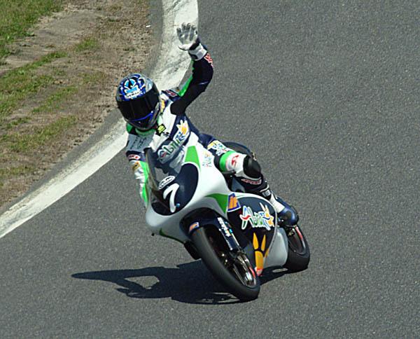 File:Stefano Perugini 2003 Japanese GP.jpg ...