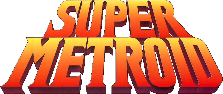File:Super-Metroid-Logo.png - Wikimedia Commons