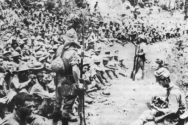 File:Surrender on Bataan 1.jpg