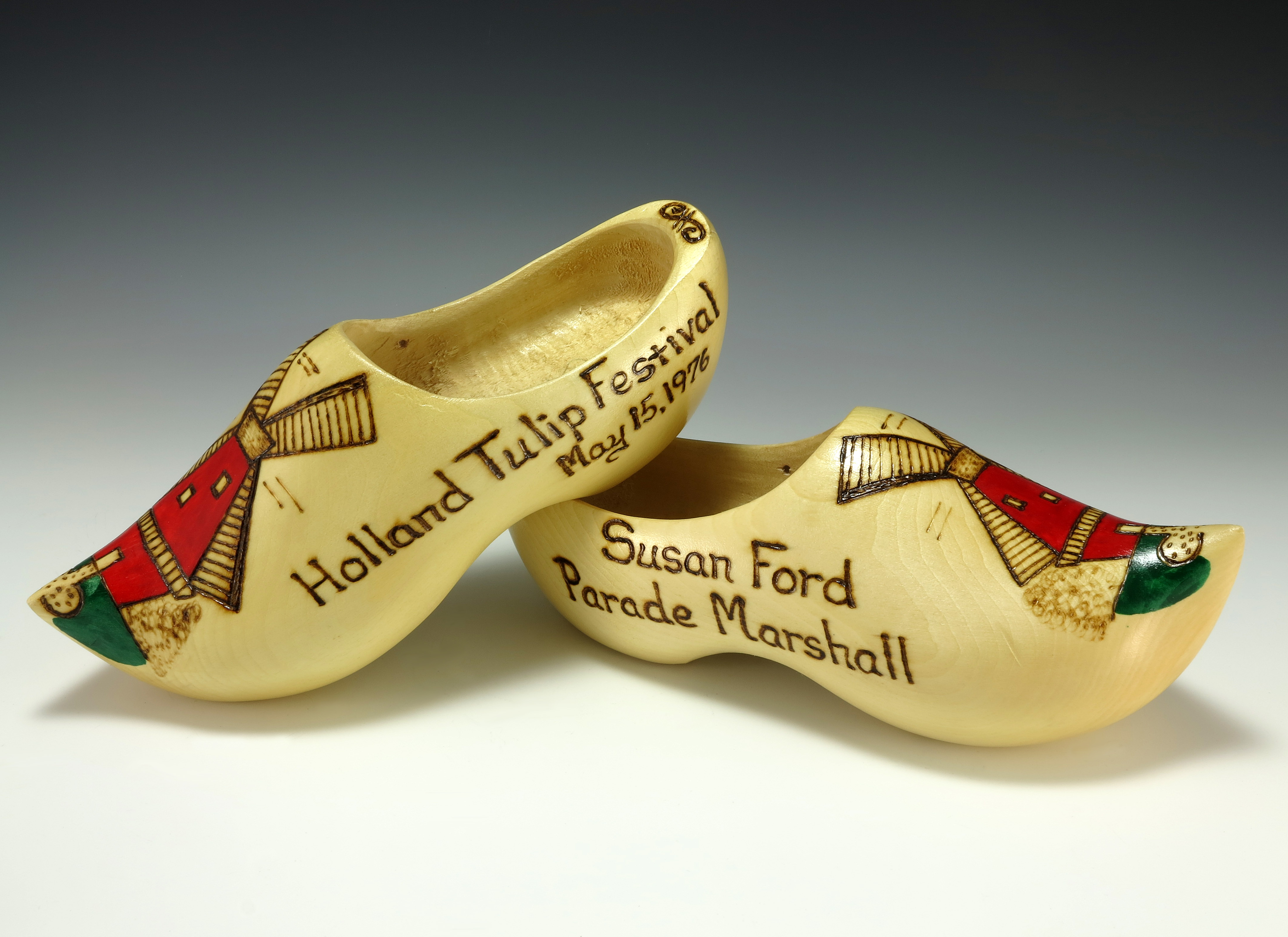 File Susan Ford S Wooden Clogs Jpg Wikimedia Commons