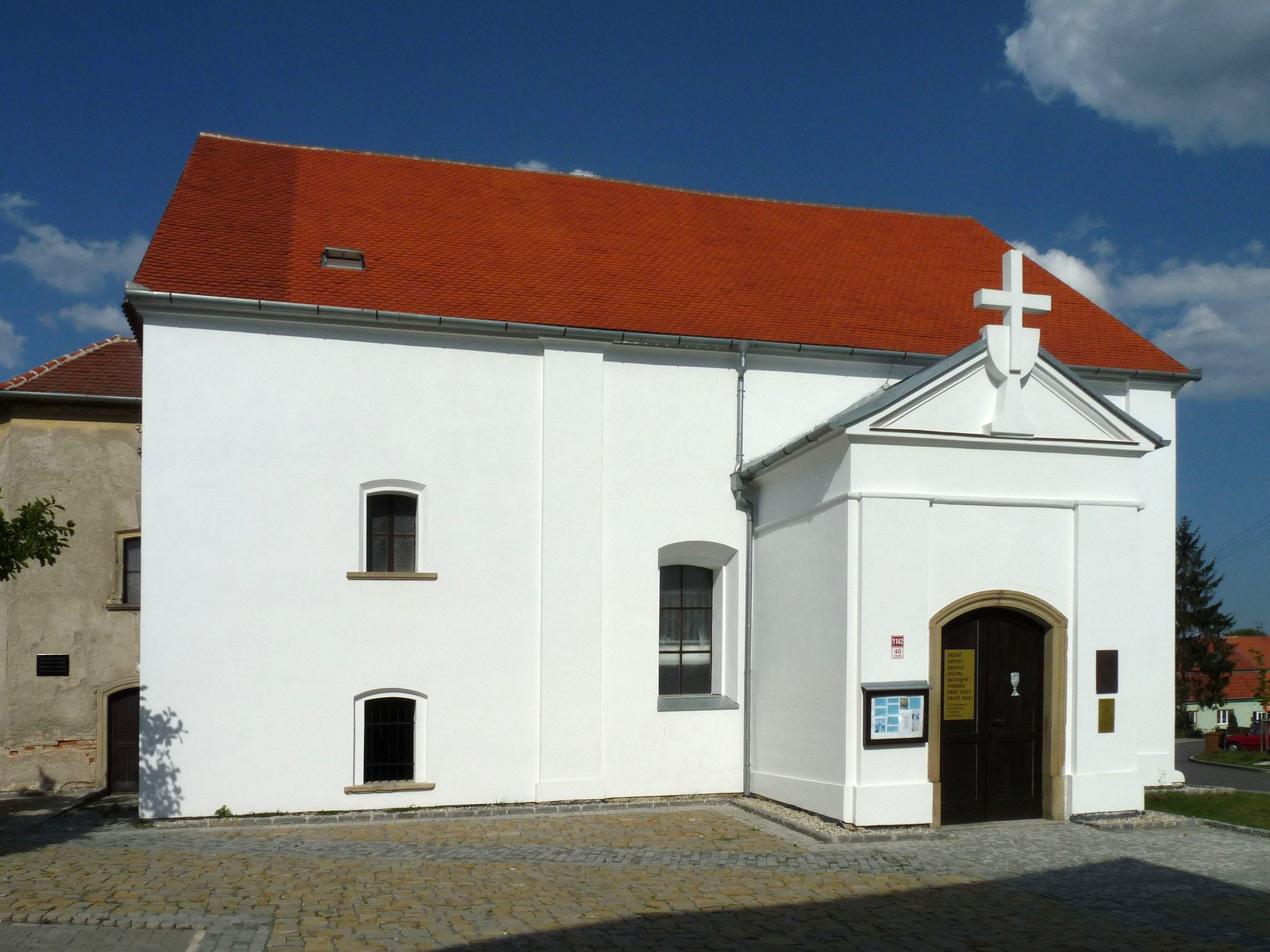 Synagoga v Rousínově