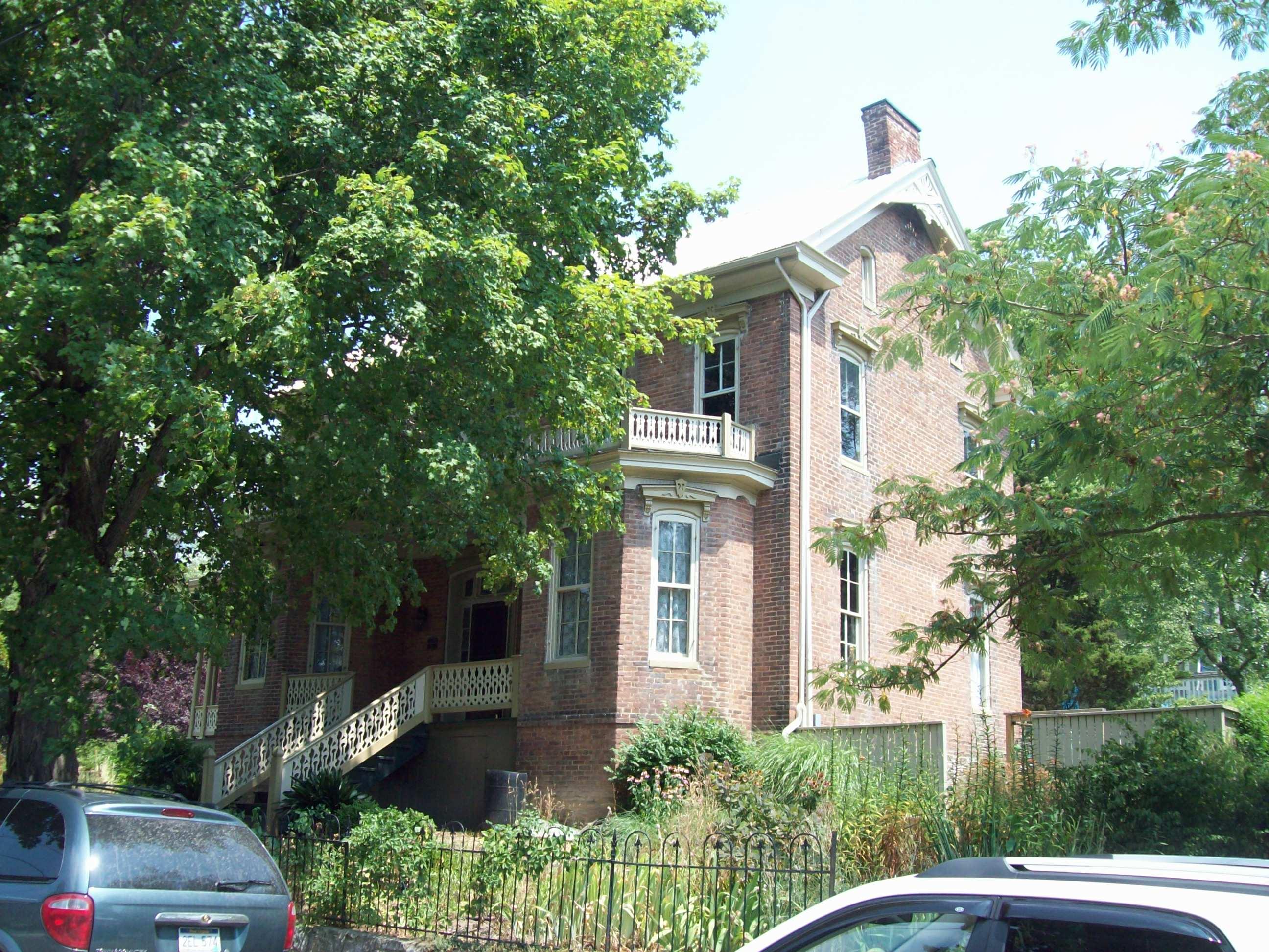 T H B Dawson House Wikiwand