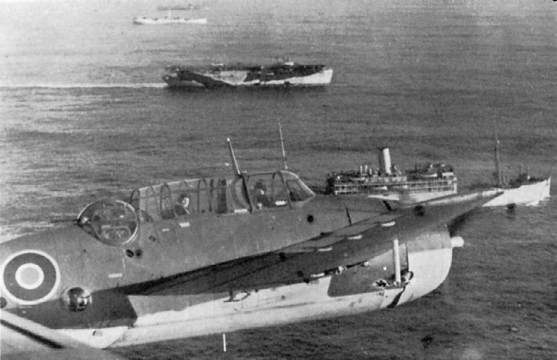 File:TBF HMS Biter convoy.jpg
