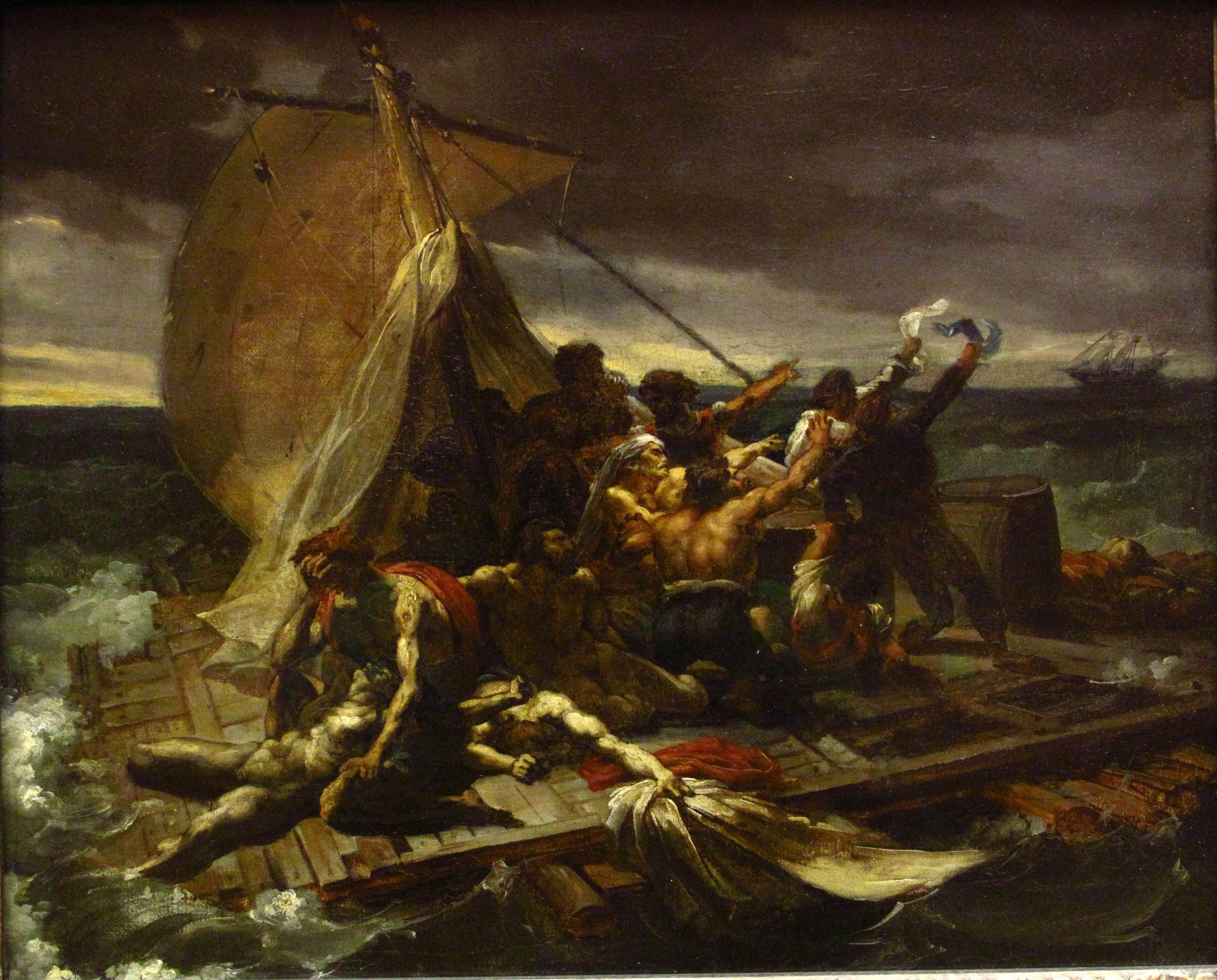The Raft of the Medusa  Wikipedia