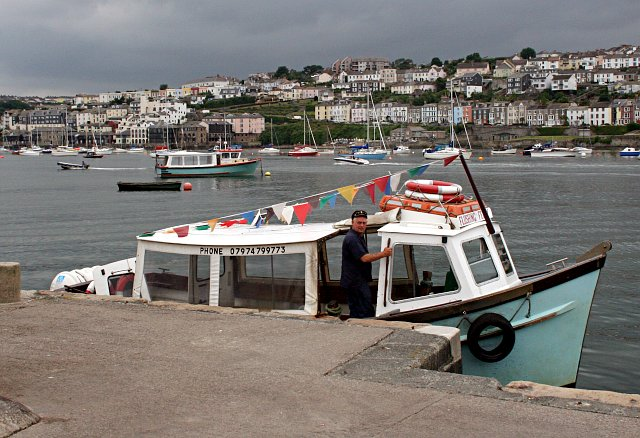 The Flushing Ferry - geograph.org.uk - 197890