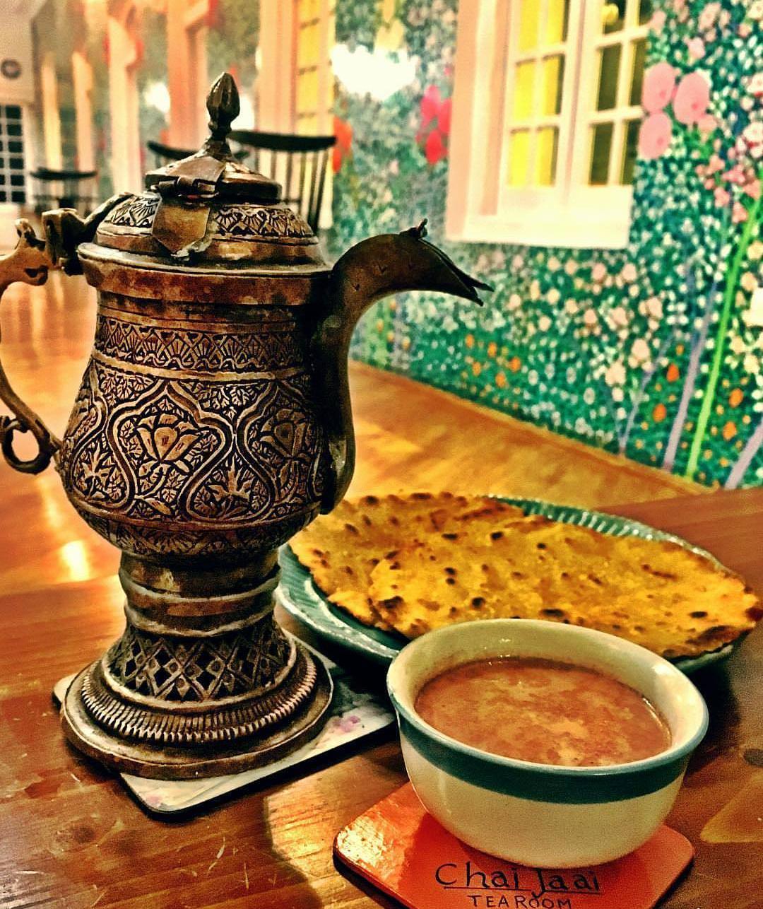 Noon chai - Wikipedia