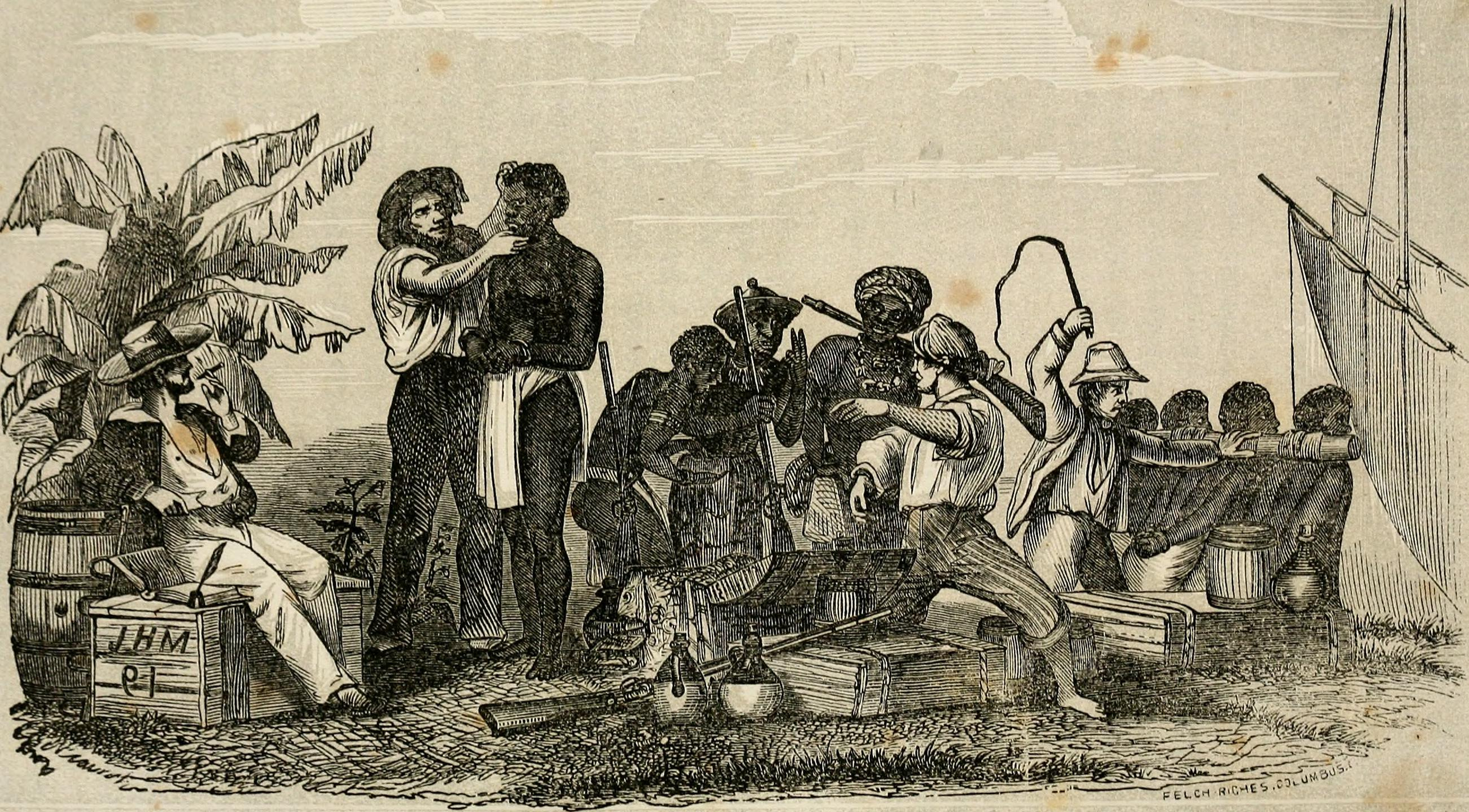 a look at the history of the cruel institution of slavery To examine lincoln's attitudes on slavery and race opens a window for us to look at his wealth on the institution of slavery american studies journal:.