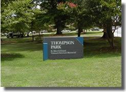 Thompson Park (Charlotte, North Carolina) park in Charlotte, North Carolina, United States