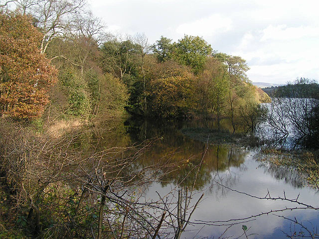 Toddbrook Reservoir - geograph.org.uk - 77835